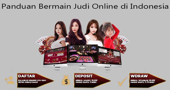 Panduan Bermain Judi Online di Indonesia